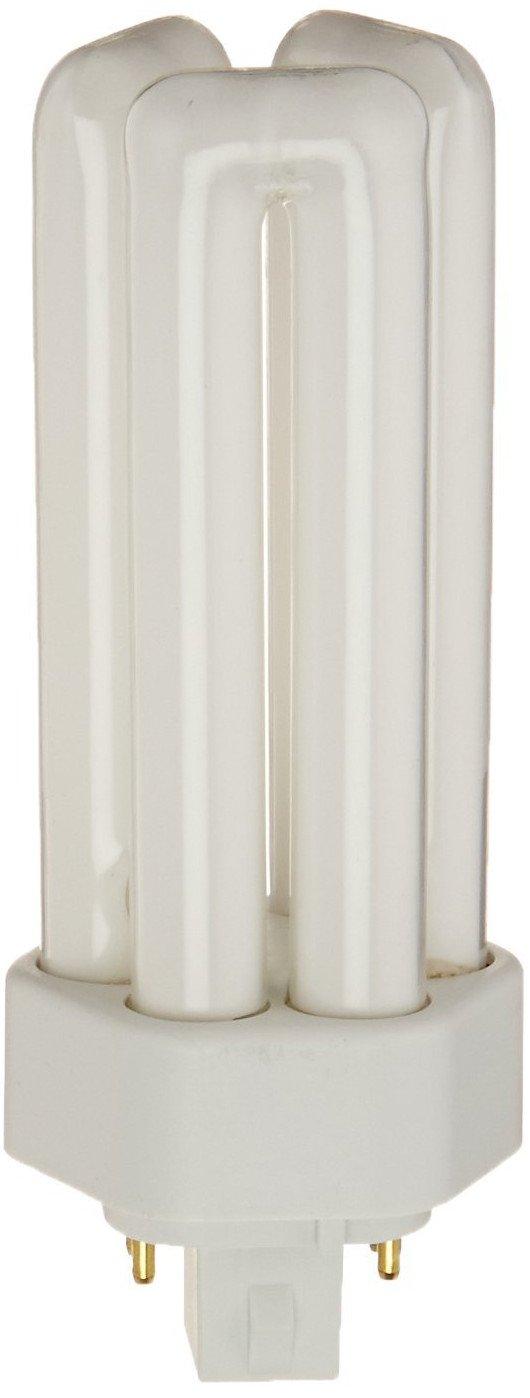 Sylvania H&PC-55753 20882 (6-Pack) CF26DT/E/IN/841/ECO 26-Watt Triple Tube Compact Fluorescent Light Bulb, 4100K, 1746 Lumens, 82 CRI, T4 Shape, 4-Pin GX24q-3 Base