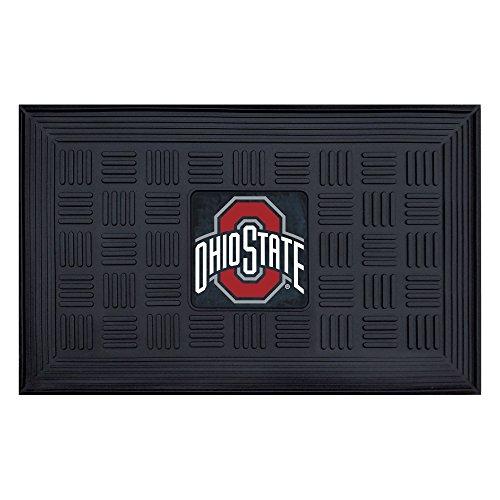UPC 842989013950, FANMATS NCAA Ohio State University Buckeyes Vinyl Door Mat