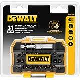 DeWalt DWAX100IR - Juego de fundas rígidas para atornillar (3 unidades, tamaño pequeño)