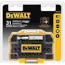 DEWALT DWAX100IR IMPACT READY Screwdriving Tough Case Set, Extra Small, 31-Piece