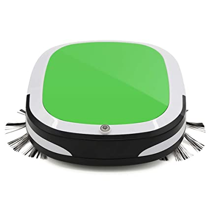 Amazon.com - Giow Robotic Vacuum Cleaner, Home Smart Aspirador Three ...