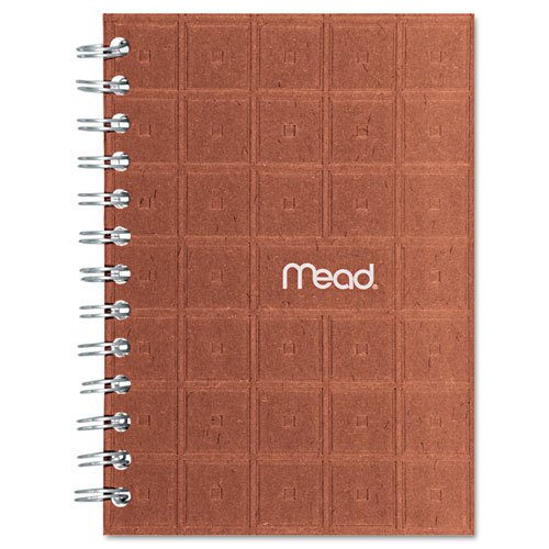 - Recycled Notebook, 5 X 7, 80 Sheets, College Ruled, Perforated, Assorted (Mead Recycled Twin Wire)