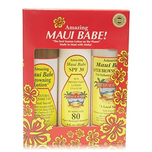 Maui Babe - 8oz Beach Gift Pack