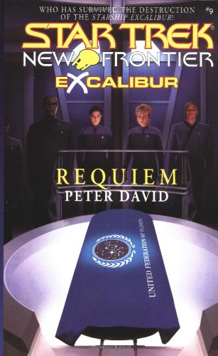 Requiem (Star Trek New Frontier: Excalibur, Book 9) pdf epub