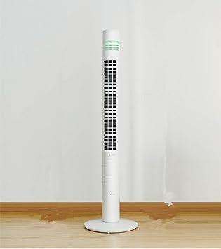 Oszillierender Turmventilator, Oszillierender 6 Geschwindigkeitsturm  Ventilator Mit Fernbedienung Stummer Vertikaler Blattloser Ventilator