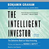 by Benjamin Graham (Author), Luke Daniels (Narrator), HarperAudio (Publisher) (1884)  Buy new: $42.20$38.95