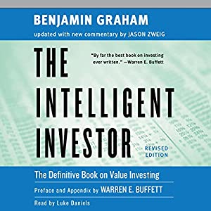 by Benjamin Graham (Author), Luke Daniels (Narrator), HarperAudio (Publisher) (1569)  Buy new: $42.20$36.95