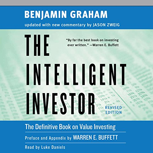 The Intelligent Investor Rev Ed. Audiobook [Free Download by Trial] thumbnail