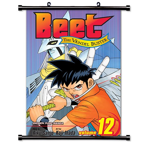 Beet the Vandel Buster Anime Fabric Wall Scroll Poster  Inch