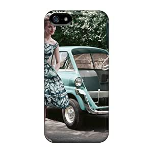 NikRun OLneT2818rRNUQ Case For Iphone 5/5s With Nice Bmw 600 Appearance