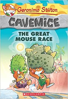 Image result for Cavemice, The great mouse race