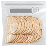 FoodSaver 1-Gallon Vacuum Zipper Bags, 12