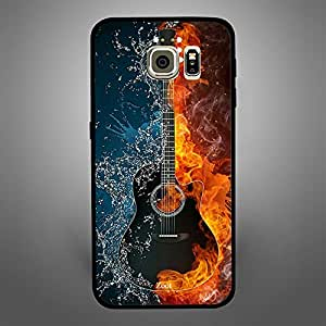 Samsung Galaxy S6 Fire Ice Guitar