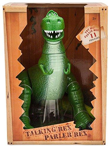 토이 스토리 talking 렛쿠스 디럭스 피규어 US 디즈니 Disney Rex Talking Action Figure - Toy Story