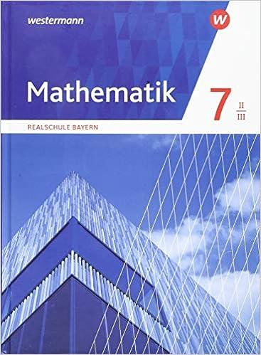 Mathematik 7 II/III