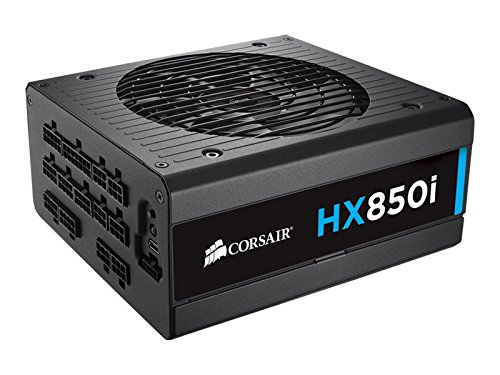 Corsair HXi Series 850W High-Performance Modular  ATX Power Supply Black CP-9020073-NA