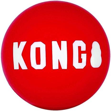 Imagen deKONG Signature Balls 2-PK SM, S, Rojo