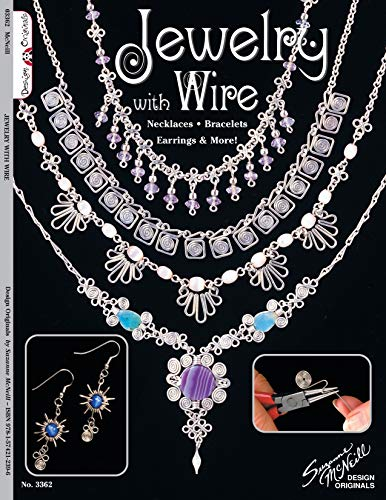 (Jewelry with Wire: Necklaces, Bracelets, Earrings, and More! (Design Originals))