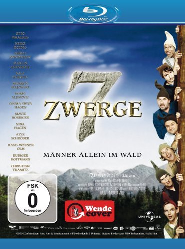 7 Dwarves: Men Alone in the Wood [Blu-ray]