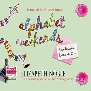 Alphabet Weekends Audiobook