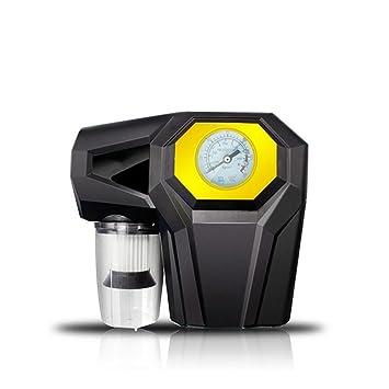 Inflador Del Neumático Del Aspirador 4 En 1 Compresor De Aire Del Neumático Eléctrico Portátil Auto