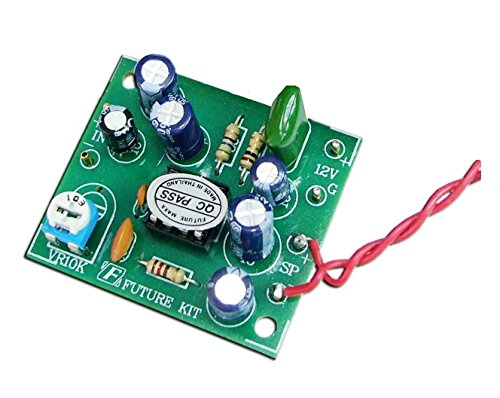 2 W Small Mono Amplifier (Speaker not include) assembled Electronic Circuit : FA674