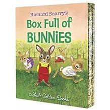 Richard Scarry's Box Full of Bunnies