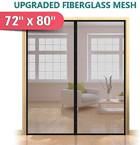 Upgraded Magnetic Durable Fiberglass Curtain product image