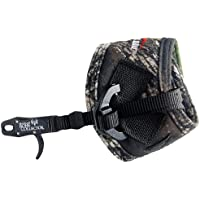 Tru Ball Archery Bone Collector Scout Release Hook and Loop, Black, Large