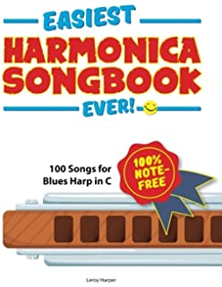 Instant Harmonica Quick and Easy Instruction for the Beginner