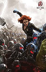 amazoncom the avengers age of ultron 2015 movie