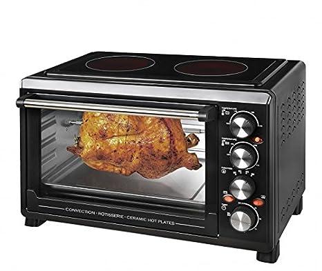 KALORIK Horno pequeño TKG MK 1005 CR Cocina con ...
