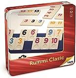 Cayro - Juego Rummi Classic Caja Metal 150-753