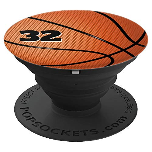 Basketball Jersey Number 32 - B-ball Player Or Fan Gift Idea
