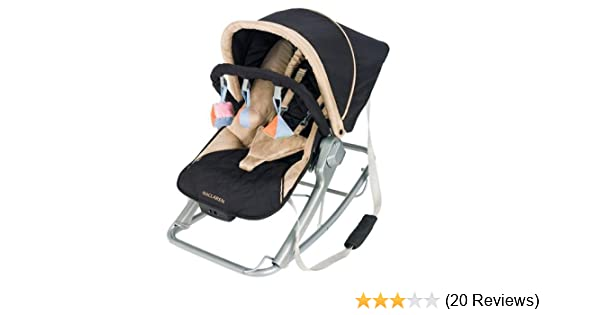 amazon com maclaren 2 in 1 baby rocker and chair black and rh amazon com Instruction Manual Clip Art Instruction Manual Clip Art