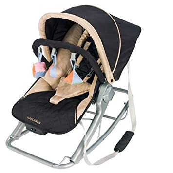 amazon com maclaren 2 in 1 baby rocker and chair black and rh amazon com Wildgame Innovations Manuals Instruction Manual Book