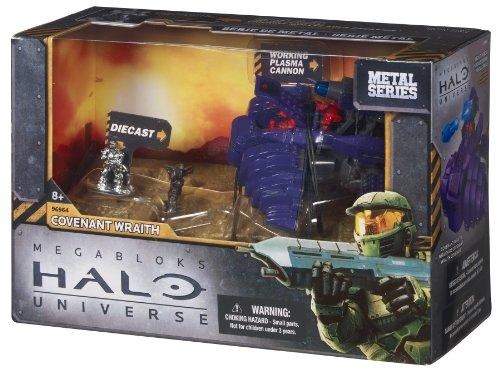 Mega Bloks Universe Heavy Armored Covenant Wraith