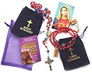 Risen Rosaries Catholic Rosary of the Month Club Subscription Box