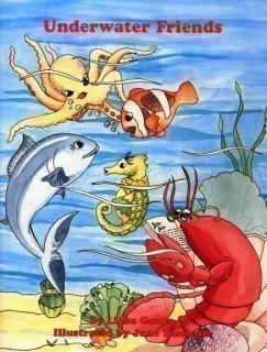 Underwater Friends - Red Readers: Red Book -
