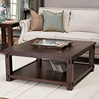 Belham Living Bartlett Square Coffee Table