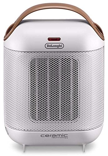 De'Longhi Capsule HFX30C18.IW Ceramic Fan Heater - White