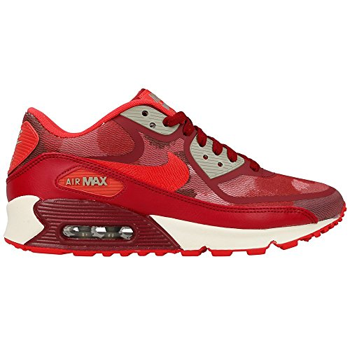 Nike - Air Max 90 Prm - Color: Red - Size: 7.5US