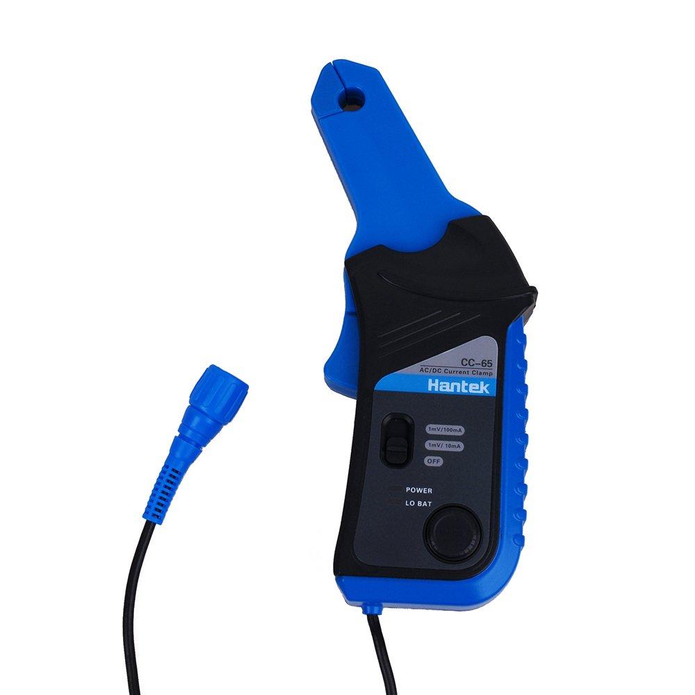 Hantek CC 65, multimetro digitale a pinza, corrente CA/CC, con connettore BNC