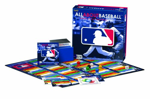 eague Baseball All About Trivia Game ()