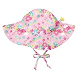 i play. Girls' Toddler Brim Sun Protection