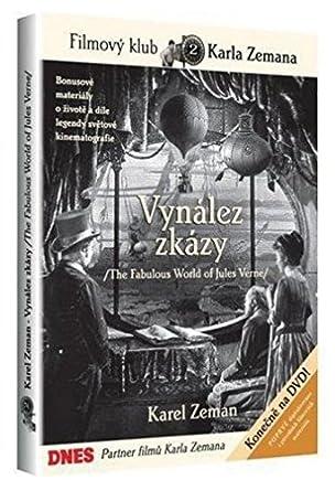 Una invención diabólica (Vynalez zkazy): Amazon.es: Arnošt Navrátil, Luboš Tokoš, Karel Zeman: Cine y Series TV
