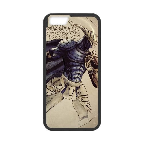 Sven, Rogue Knight, Dota 2 coque iPhone 6 Plus 5.5 Inch cellulaire cas coque de téléphone cas téléphone cellulaire noir couvercle EEECBCAAN07623