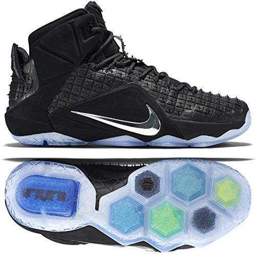 Nike, Sneaker uomo (- Black Chrome Black 001)