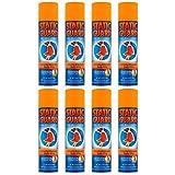 Static Guard Fabric Spray, 5.5 oz, 8 Pack