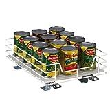Best Rev-a-shelf-kitchen-cabinets - Household Essentials 1215-1 Glidez 1-Tier Sliding Organizer | Review